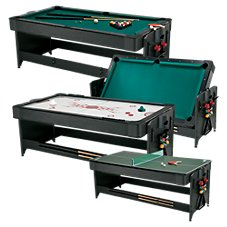 GLD Products Fat Cat 3-in-1 Pockey Table
