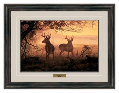 Hayden Lambson The Twilight Zone Framed Autographed Artwork