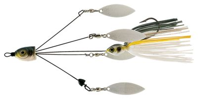 Z-Man 4-Arm Quadzilla Spinnerbait - Sexy Shad