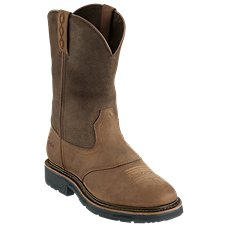 Cabela's Pinedale Western Work Boots for Men Image