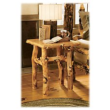Mountain Woods Furniture Grizzly Furniture Collection Nightstand