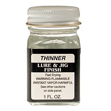Component Systems Vinyl Lure and Jig Paint Thinner