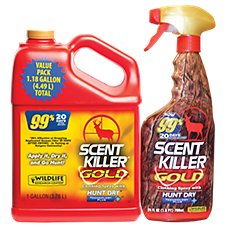 Wildlife Research Center Scent Killer Gold Clothing Spray Image