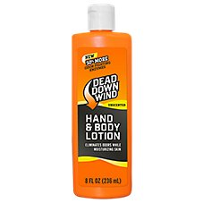 Dead Down Wind e2 Odorless Hand & Body Lotion