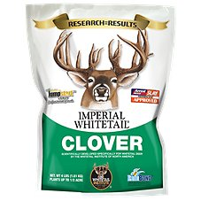 Imperial Whitetail Clover Wild Game Seed