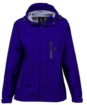 Frogg Toggs Java Toadz 2.5 Rain Jacket for Ladies - Purple - 2XL