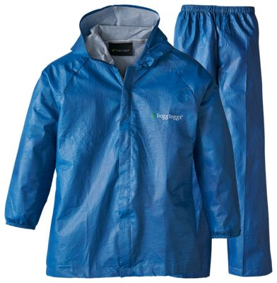 6c4e483d4 New! frogg toggs Ultra-Lite2 Rain Suit for Kids