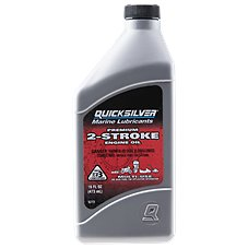 Quicksilver Premium 2-Cycle Outboard Motor Oil