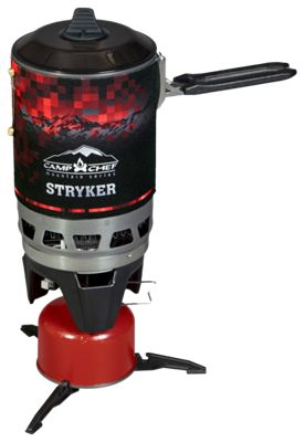 Camp Chef Stryker IsoButane Backpacking Stove
