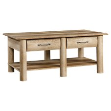 Sauder Woodworking Boone Mountain Furniture Collection Coffee Table