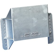 Mini-Jacker for Clamp-on Outboards