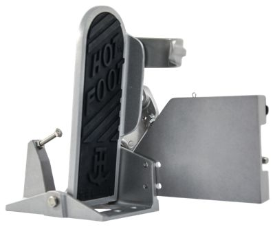 """""""Sometimes, you can't top the original. The Hot Foot Throttle or Adjustable Slide Mount has been on the market for over 20 years, and it's easy to see why. This unique boat accessory improves throttle control for all outboard and inboards. Aluminum ca"""""""