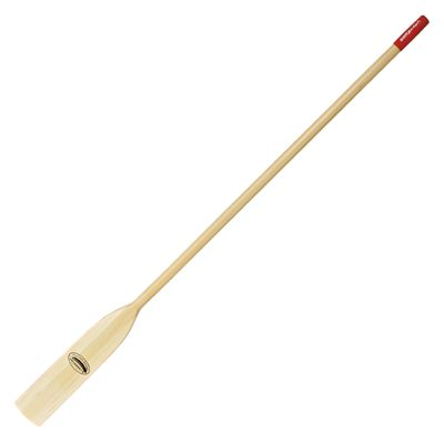 CAVINESS Quality Wooden Oar with Powergrip