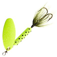 Chartreuse Dot