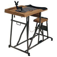 Pleasant Rangemaxx Deluxe Shooting Bench Bass Pro Shops Ocoug Best Dining Table And Chair Ideas Images Ocougorg