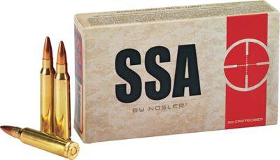 SSA Rifle Ammunition