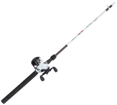 Ugly Stik trolling walleye rod with line counter.