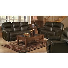 Best Home Furnishings Bodie Three-Piece Set with Console