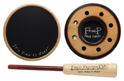 Field Proven Calls Black Cherry Friction Turkey Call - Cherry thumbnail