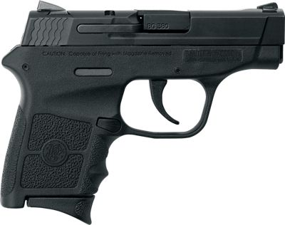 Smith & Wesson Bodyguard .380 Semi-Auto Pistol without Thumb Safety