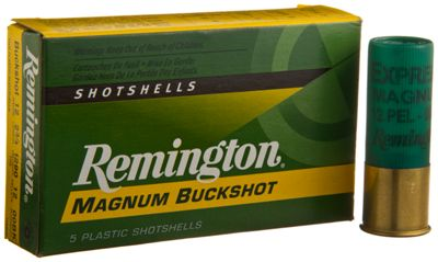 Remington Express Magnum Buckshot