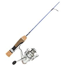Cabela's Tourney Trail Ice Rod and Reel Combo