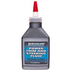 Quicksilver Power Trim and Steering Fluid