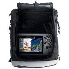 Humminbird HELIX 5 CHIRP GPS G2 PT Fish Finder/Chartplotter with Portable Carrying Case