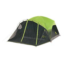 Coleman Carlsbad Fast Pitch 6-Person Tent with Screen Room