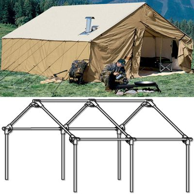 Cabela's Blend Tent and Frame Combo by Montana Canvas