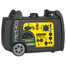 Champion 3500-Watt Dual Fuel Inverter Image
