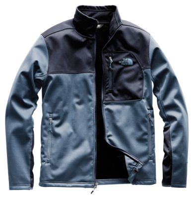 The North Face Apex Risor Jacket for Men - Shady Blue - M