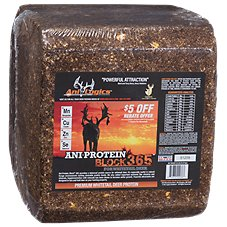 Ani-Logics Ani-Protein Block 365 Nutritional Supplement for Deer