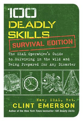 100 Deadly Skills Book by Clint Emerson