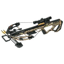 CenterPoint Tormentor Whisper 380 Crossbow Package