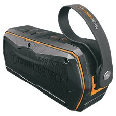 Tough Tested Rugged Sport Bluetooth Speaker with Powerbank