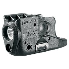 Streamlight TLR-6 Laser Sight with LED Tactical Light