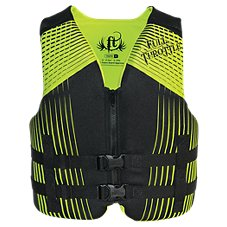cd5788474196f Full Throttle Rapid Dry Life Jacket for Youth