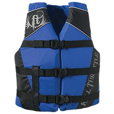 Full Throttle Nylon Life Jacket for Youth