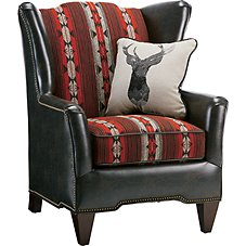 Modern of Marshfield Rustic Buck Chair