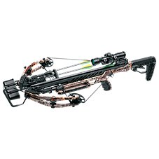 CenterPoint Gladiator Whisper 405 Crossbow Package
