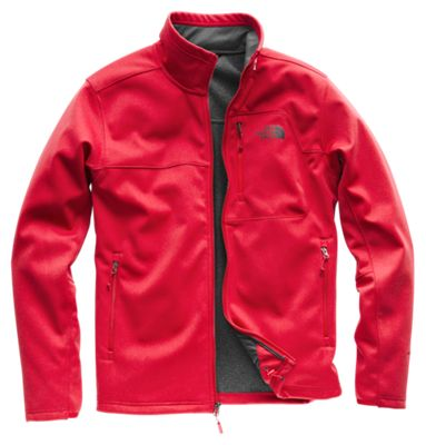 The North Face Apex Risor Jacket for Men - Range Red Heather - L