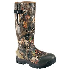 Cabela's Zoned Comfort Trac 1200-Gram Insulated Rubber Hunting Boots for Men