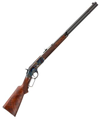 Winchester 1873 Deluxe Sporting Lever-Action Rifle - .45 Long Colt