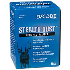 Code Blue D/Code Stealth Dust Odor Neutralizer