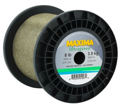 Maxima Line Bulk Spool by