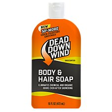 Dead Down Wind Body and Hair Soap