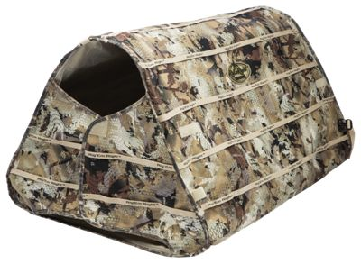 Rig'Em Right Field Bully Dog Blind - Gore Optifade Waterfowl Marsh