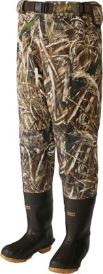 Cabela's Men's Breathable Waist-High Hunting Waders with 4MOST DRY-PLUS thumbnail