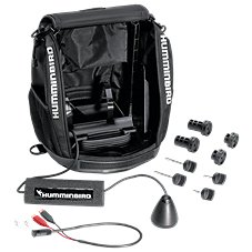 Humminbird ICE Portable Ice Case with Dual Spectrum CHIRP Ice Transducer